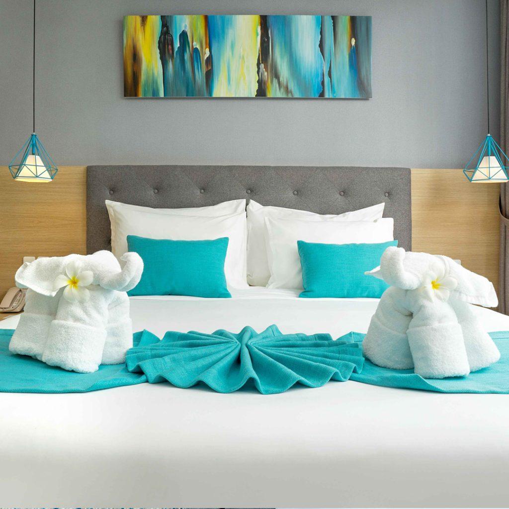 VILLAS 3 BEDROOMS