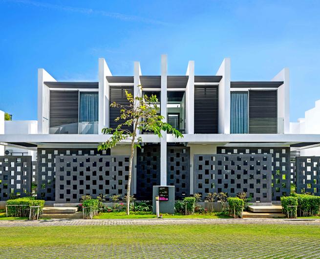 Trải nghiệm phong cách du lịch biển tại Oceanami Villas & Beach Club