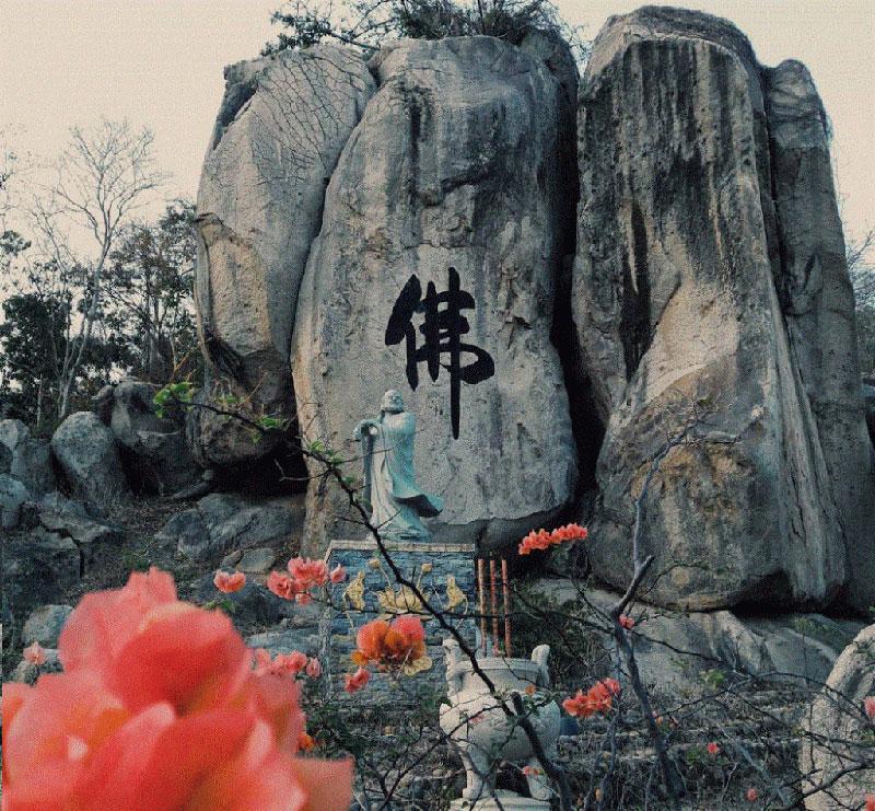Khu du lịch ở Long Hải - Thiền viện Trúc Lâm Chân Nguyên 2