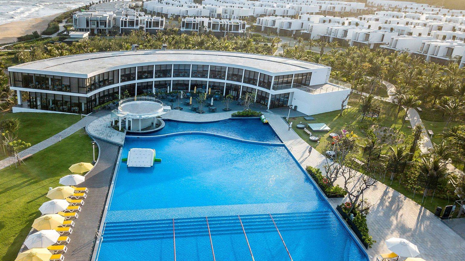 Giá phòng resort ở Hồ Tràm - 2