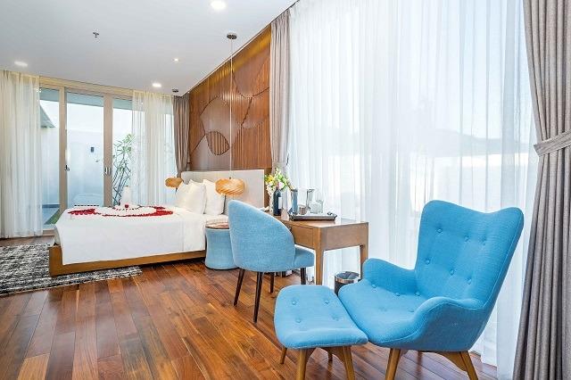 Resort đẹp tại Long Hải Vũng Tàu - 8
