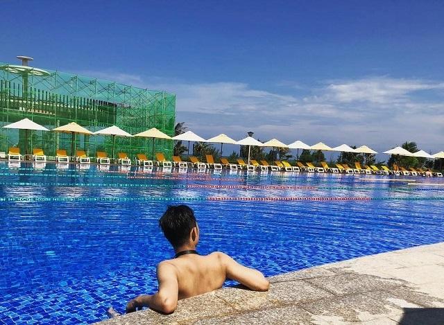 Biệt thự biển cho thuê theo ngày tại Vũng Tàu - Oceanami Villas - Ảnh 10