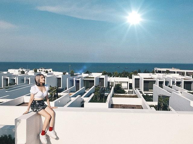 Biệt thự biển cho thuê theo ngày tại Vũng Tàu - Oceanami Villas - Ảnh 8