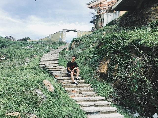 Cổng trời Mũi nghinh phong Vũng Tàu - Ảnh 2
