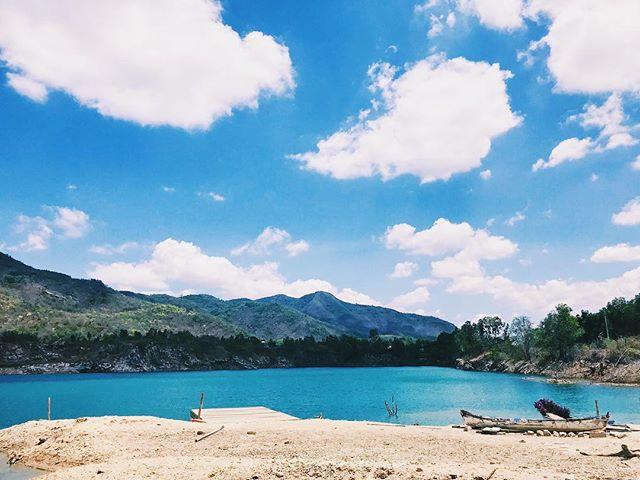 Hồ Đá Xanh - Ảnh 4
