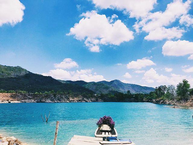 Hồ Đá Xanh - Ảnh 5