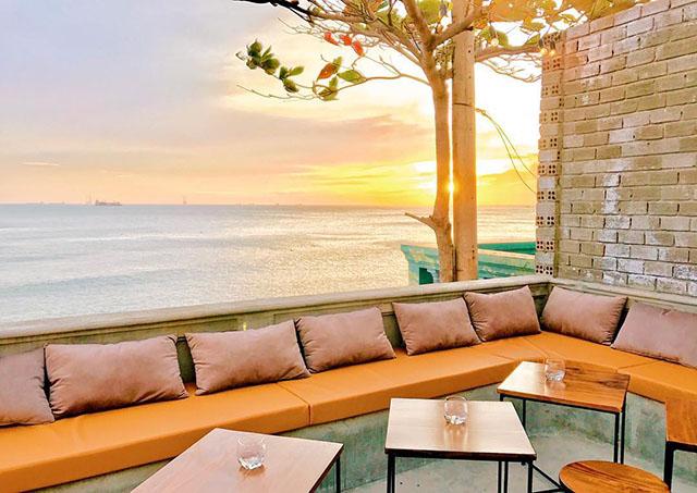Quán cafe đẹp ở bãi trước Vũng Tàu - 11 - MILLA Nakedsoul