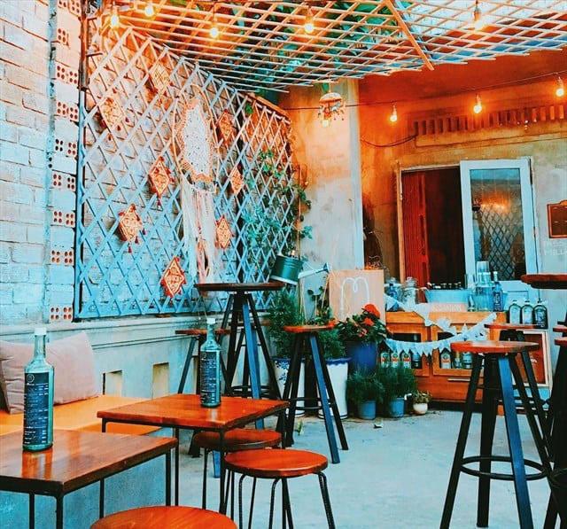 Quán cafe đẹp ở bãi trước Vũng Tàu - 12 - MILLA Nakedsoul