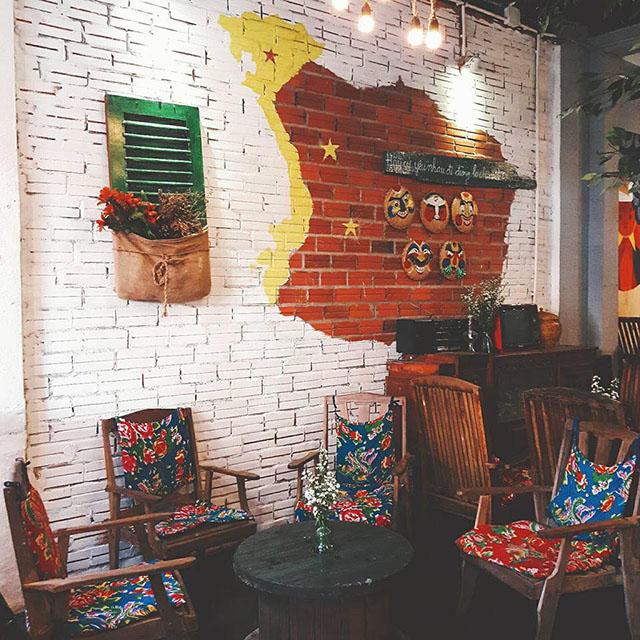 Quán cafe đẹp ở bãi trước Vũng Tàu - 17 - Độc Lập Coffee