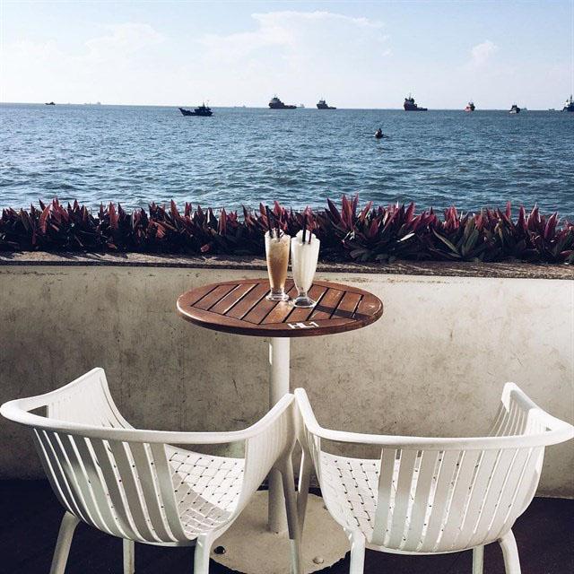 Quán cafe đẹp ở bãi trước Vũng Tàu - 18 - Jolie Mod Coffee