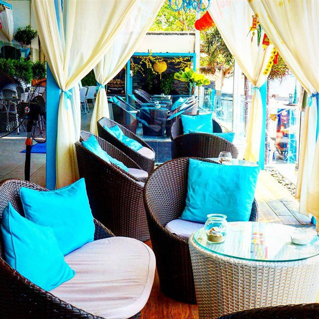 Quán cafe đẹp ở bãi trước Vũng Tàu - 23 - Gazebo Beach Front Lounge & Cafe