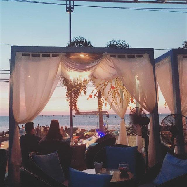 Quán cafe đẹp ở bãi trước Vũng Tàu - 24 - Gazebo Beach Front Lounge & Cafe