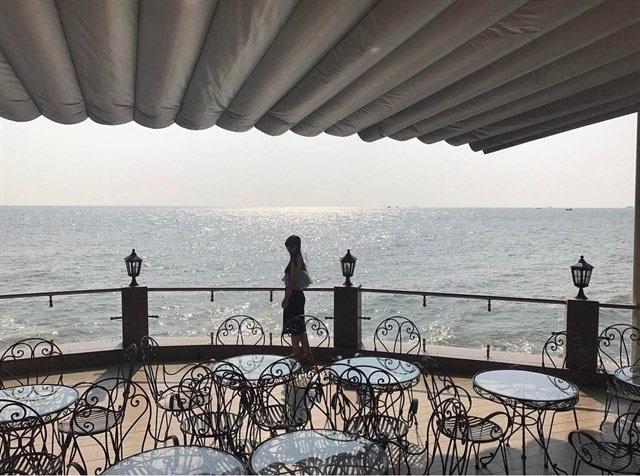 Quán cafe đẹp bãi sau Vũng Tàu - Lan Rừng Coffee - Ảnh 1