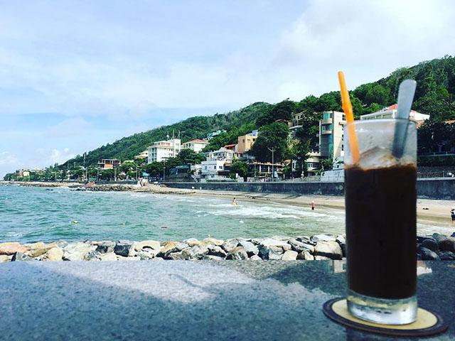 Quán cafe đẹp bãi sau Vũng Tàu - Lan Rừng Coffee - Ảnh 2