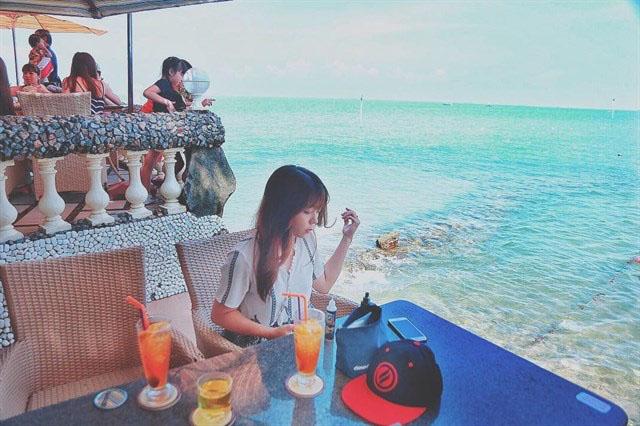 Quán cafe đẹp bãi sau Vũng Tàu - Lan Rừng Coffee - Ảnh 3