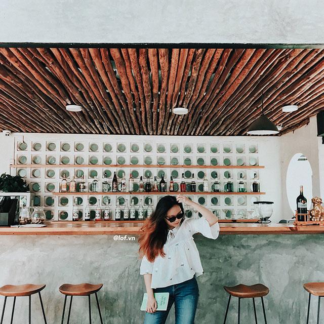 Quán cafe đẹp bãi sau Vũng Tàu - The ArchHouse - Ảnh 3