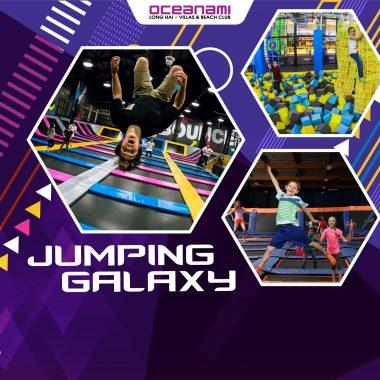 Jumping Galaxy - Oceanami